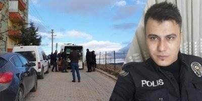 Konyalı Polis Memuru Uşak'ta Rehine Krizinde Şehit Oldu