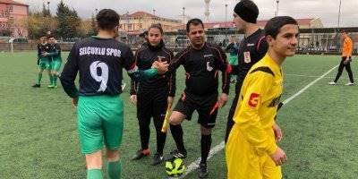 Bifa Başakspor Karaman'da U19 Ligine Farklı Başladı