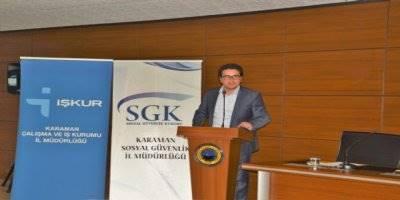 KTSO'da SGK ve İşkur İşbirliğinde Destek ve Teşvikler Toplantısı