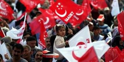 Saadet Partisi Karaman'da Adaylarını Tanıtıyor