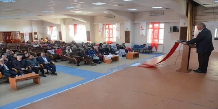 Saadet Partisi Karaman'a Adaylarını Tanıttı