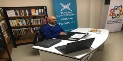 """AK Parti Karaman Belediye Başkan Adayı Sami Şahin """"2023 Vizyonu İçin Endüstri 4.0'ı Yakalamalıyız"""""""