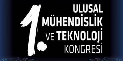 """KMÜ'den '1. Ulusal Mühendislik ve Teknoloji Kongresi"""" Düzenlenecek"""