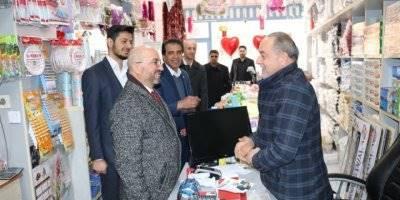 """""""Şehrimiz Geliştikçe Esnafımız Kazanacak"""""""