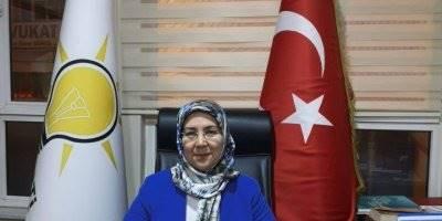 AK Parti İl Kadın Kolları Başkanı İmiş Günenç'den 8 Mart Dünya Kadınlar Günü Mesajı