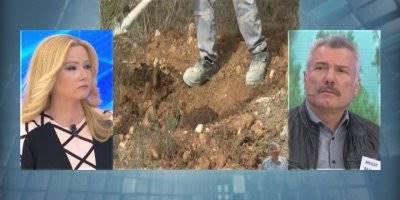 Antalya'da Kayıp Yaşlı Adamın Cansız Bedenine Canlı Yayında Ulaşıldı