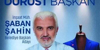 Saadet Partisi Karaman Belediye Başkan Adayı Şaban Şahin'den Tıp Bayramı Mesajı