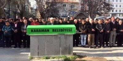 Niğde'de Trafik Kazasında Ölen 2 Kişi Karaman'da Toprağa Verildi
