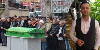 Karaman'da Hayatını Kaybeden 2 Çocuk Babası İçin Son Görev