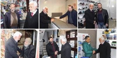 """Saadet Partisi Belediye Başkan Adayı Şaban Şahin'den """"KESİM"""" Projesi"""