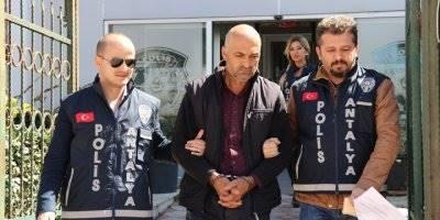 Antalya'da 16 Yıl Önce İki Kişi Tabancayla Öldürüldü:1 Kişi Tutuklandı