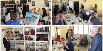 Saadet Partisi Belediye Başkan Adayı Şaban Şahin'den Anlamlı Ziyaret