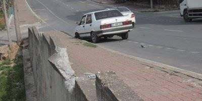 Çalıntı Aracın Alkollü Sürücüsü Nezaketi Elden Bırakmadı