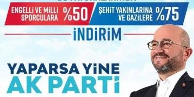 Karaman'da Şehit Yakınlarına Gazilere Engelli ve Milli Sporculara Su İndirimi