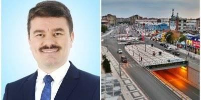 Aksaray'da AK Parti Belediye Başkan Adayı Evren Dinçer Kazandı