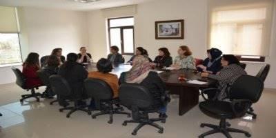 Karaman'da Hayallerini Dönüştürmek İsteyen Kadınlar KTSO'da Buluştu