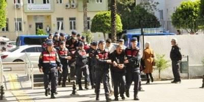 Antalya'da Fuhuş Operasyonuna 10 Tutuklama