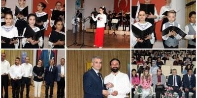 Karaman BİLSEM'in Özel Öğrencilerinden İlkbahar Konseri