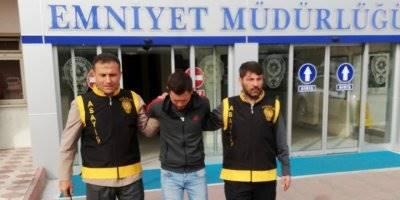 Aksaray'da Kesinleşmiş Hapis Cezası Bulunan 2 Şüpheli Yakalandı