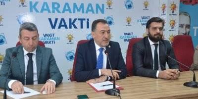Karaman AK Parti Teşkılatında Temayül Uygulaması