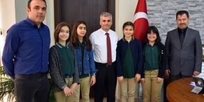 """Karamanlı Öğrenciler """"Akıllı Sokak Lambaları"""" Projesiyle İstanbul'a Davet Edildiler"""