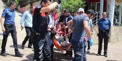 Antalya'da Evini Alamayan Kişi Emlakçıyı Av Tüfeğiyle Vurdu