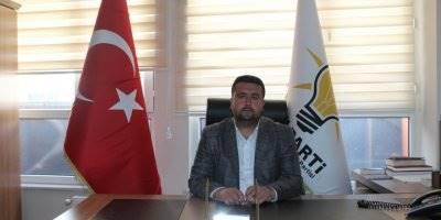 AK Parti Karaman Merkez İlçe Başkanı Ali Bozkurt'tan Mesaj