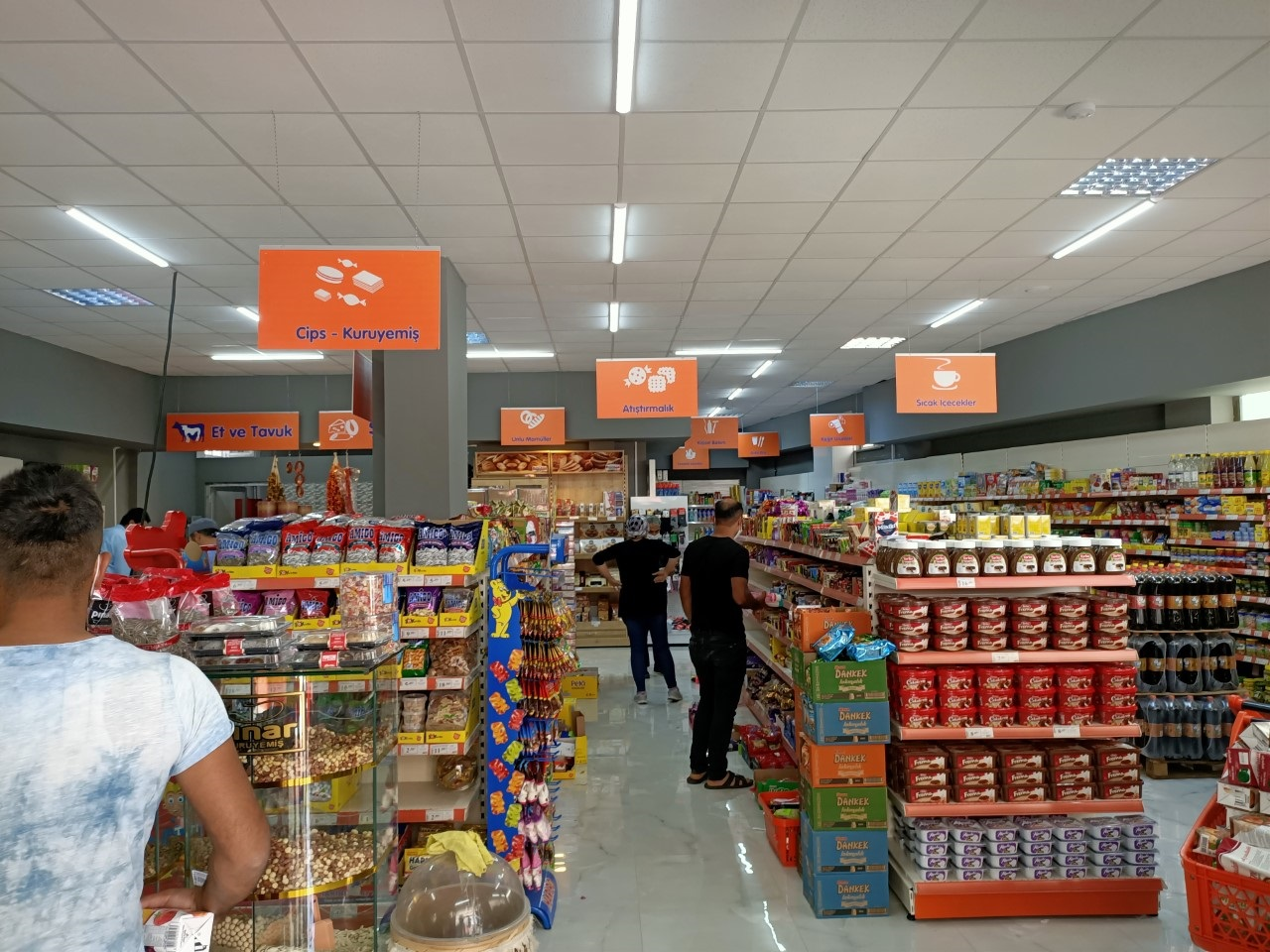 Karaman Seç Market