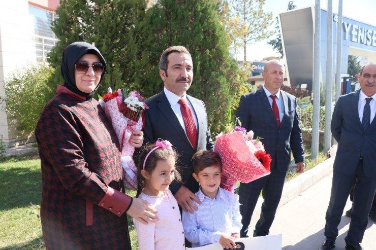 Aksaray Yeni Valisi Ali Mantı, Göreve Başladı