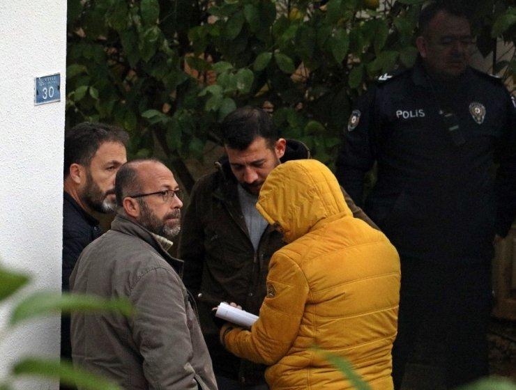 Antalya'da Silahlı İntihar Girişimi