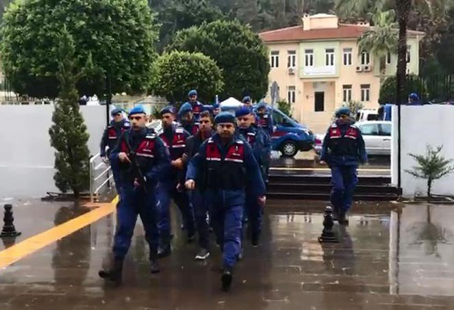 Antalya'da Uyuşturucu Operasyonu :5 Tutuklama