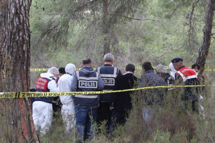 Antalya'da 8 Parça Halinde Bulunan Cesedin Kimliği Tespit Edildi