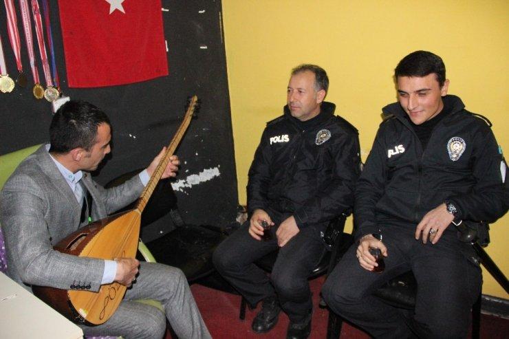 Karaman'da Kavga İhbarı Yapıp Sürpriz Hazırladılar