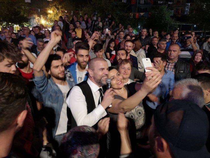 Antalya'da Konyalılar Gecesi'nde Anneler Unutulmadı