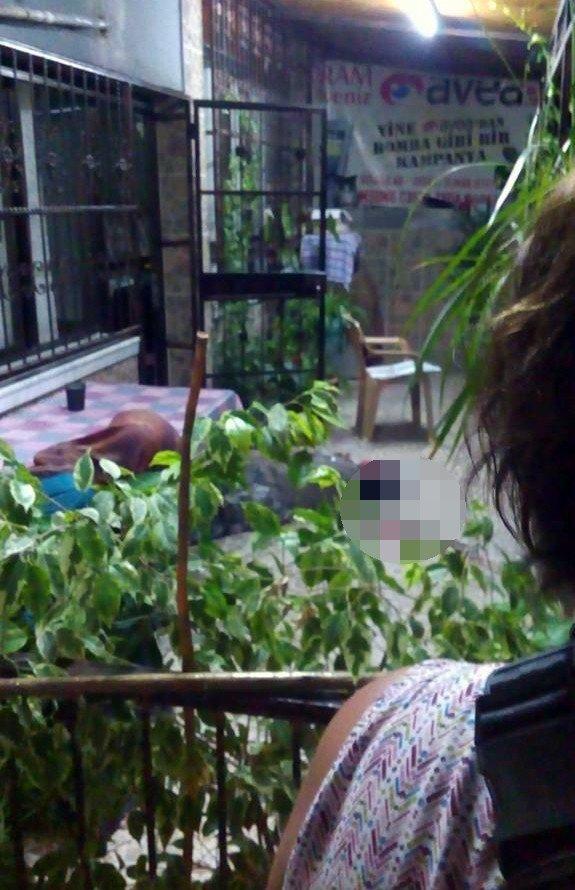 Mersin'de Beton Zemine Düşen Kadın Hayatını Kaybetti