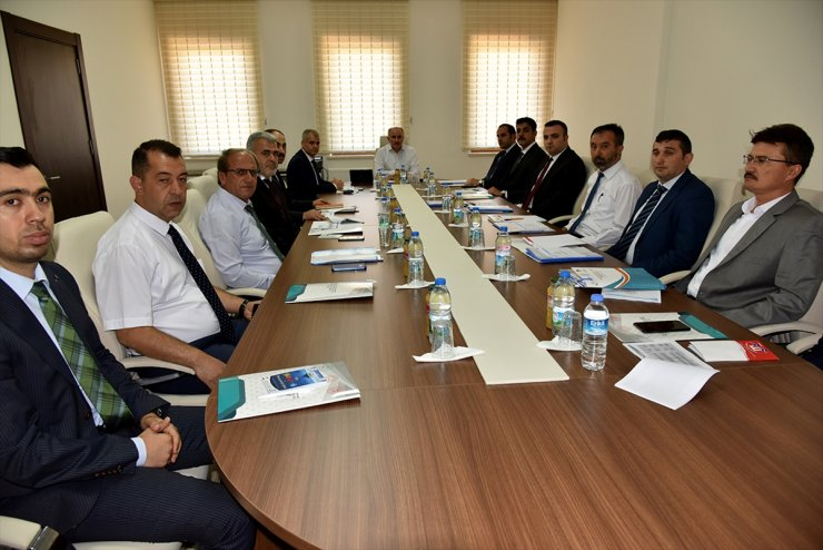 Karaman'da Eğitim Öğretim Değerlendirme Toplantısı