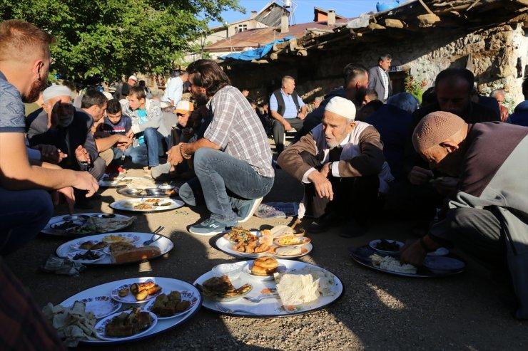Konya'da Damda Devam Eden Bayram Geleneği