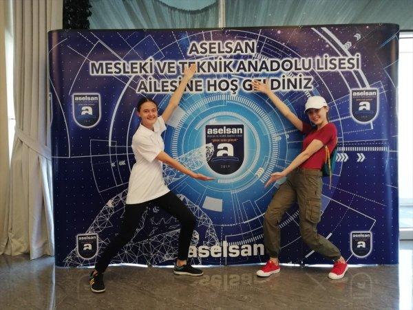 Aselsan Mesleki Ve Teknik Anadolu Lisesi Eğitime Başladı