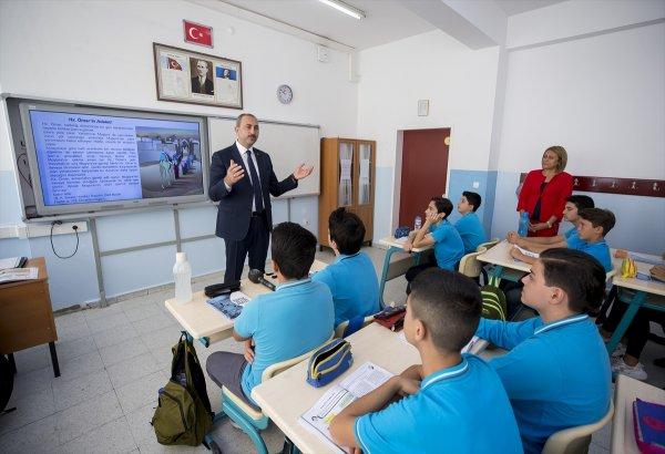 Bakan Gül'den Öğrencilere