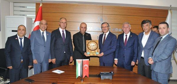 Konya Ve Filistin Arasında Sanayi İş Birliği