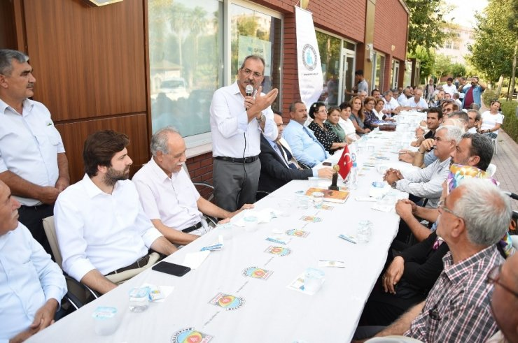 Tarsus Belediyesi'nden 'Engelsiz Köy' Projesi