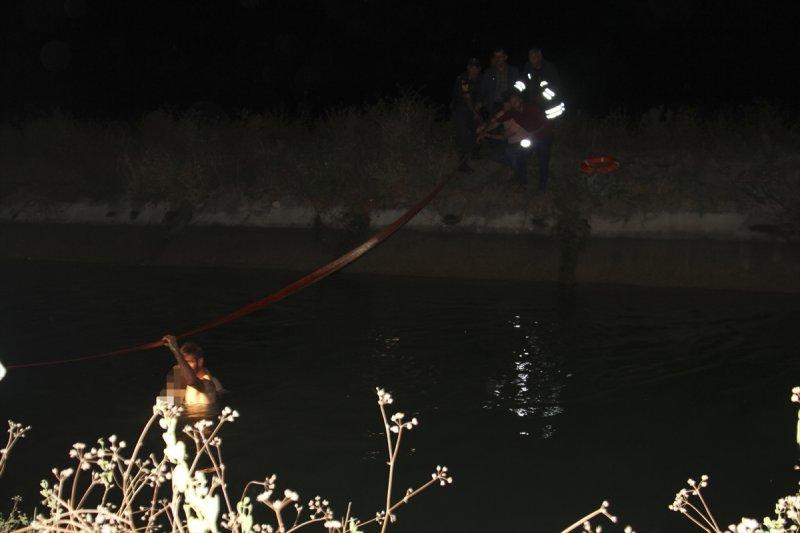 Su Kanalına Giren Afgan Çoban Boğuldu