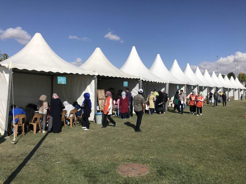 7. Konya Bilim Festivali'ni 150 Bin Kişi Gezdi