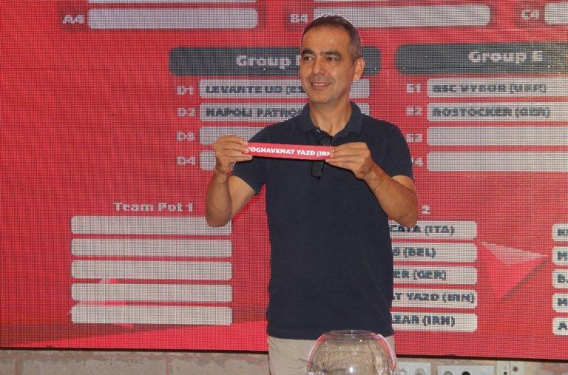 World Winners Cup İçin Alanya'da Kuralar Çekildi
