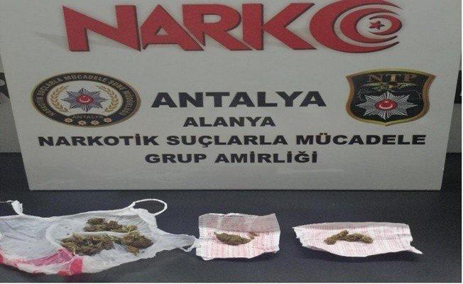 Uyuşturucu Tacirine 8 Yıl Hapis