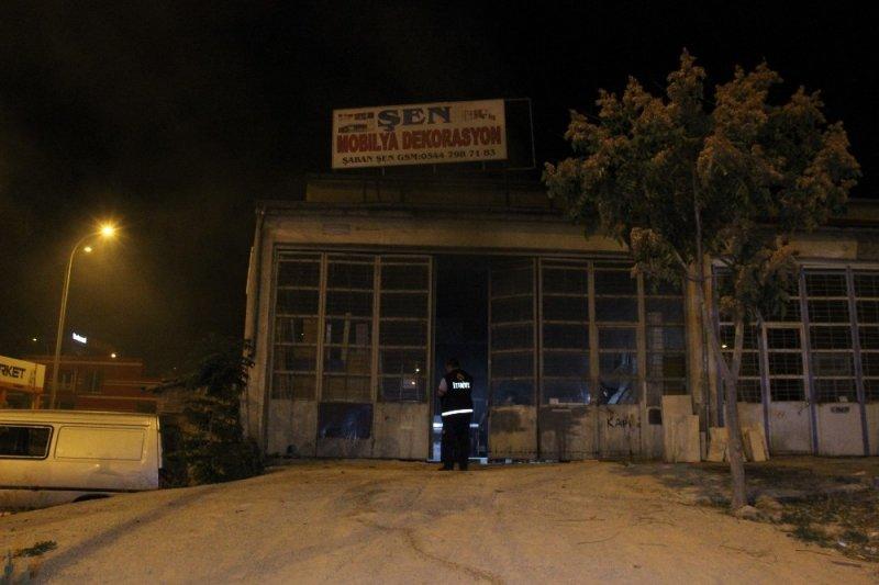 Karaman'da Vatandaşın Dikkati Yangına Hızlı Müdahale Getirdi