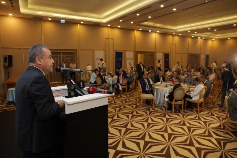 Antalya'nın Tarihi, Turistik, Estetik Merkezlerinden Geçen Otobüslerle Ring Seferleri Başlayacak