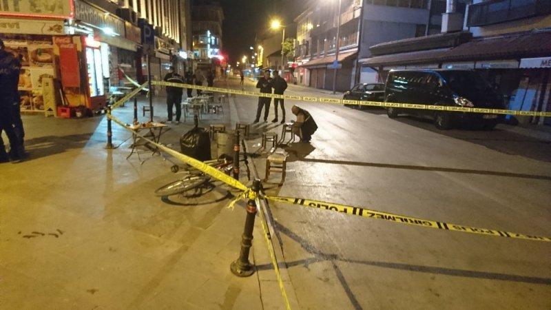 Konya'da Gece Saatlerinde Silahlar Konuştu