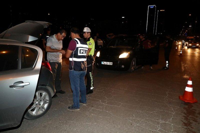 Mersin Polisinden Geniş Kapsamlı Dev Uygulama