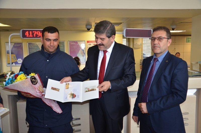 Karaman'da Ptt'nin 179. Kuruluş Yıl Dönümü Etkinlikleri